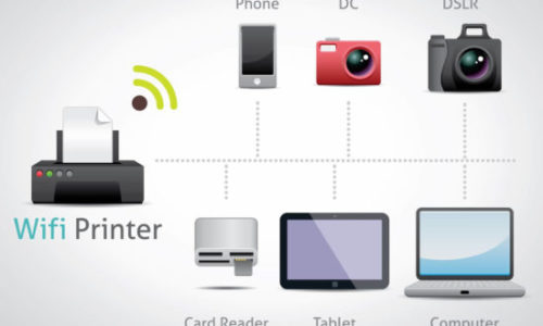 come funzione stampante wifi