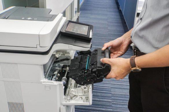 problemi stampante da ufficio