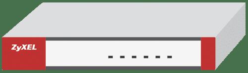 firewall zyxel small