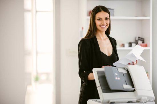 noleggio stampanti piccole imprese