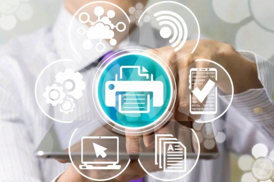 servizi server stampanti e scanner condivisi