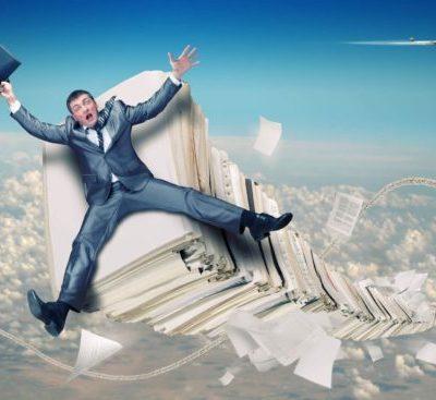 Come gestire i volumi di stampa nelle grandi aziende