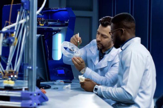 Stampanti del futuro le tecnologie sono sempre più innovative - medicina