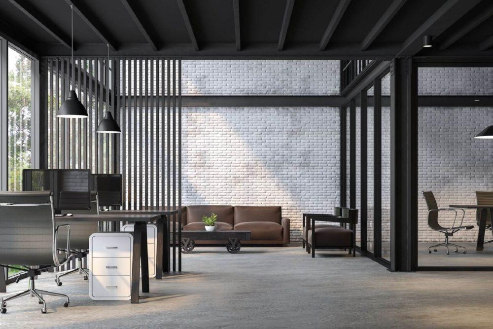 arredo ufficio pareti mobili soluzioni
