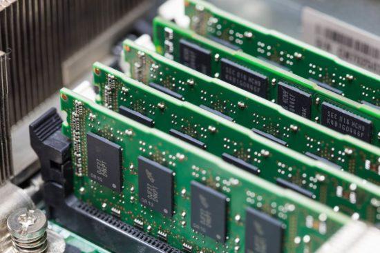 workstation notebook o desktop - memoria ram