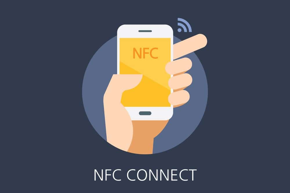 Stampare da cellulare tramite tecnologia NFC