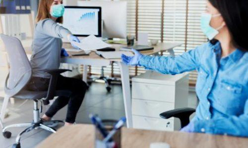 Nuove regole sul lavoro in ufficio sicurezza e misure anti Covid-19