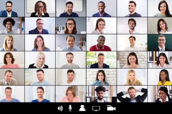 Smart Working e Videoconferenze con i Big Pad Sharp