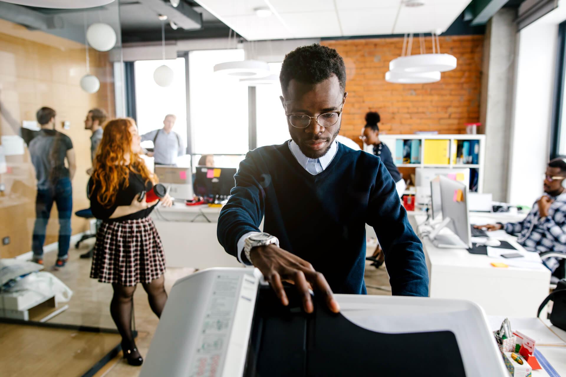 Migliori stampanti da ufficio sceglierle bene per risparmiare