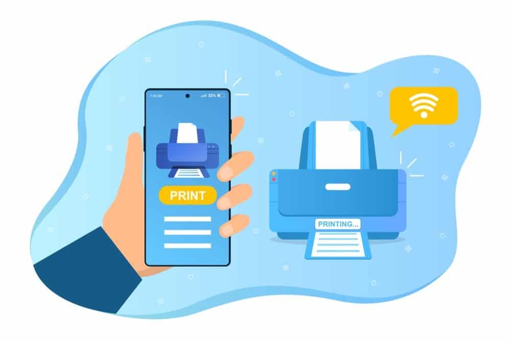 Come collegare la stampante WiFi al telefono consigli pratici