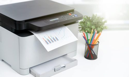 Stampante professionale da ufficio la tua è davvero sicura